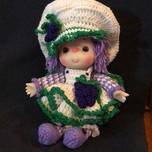 Handmade Crocheted Baby
